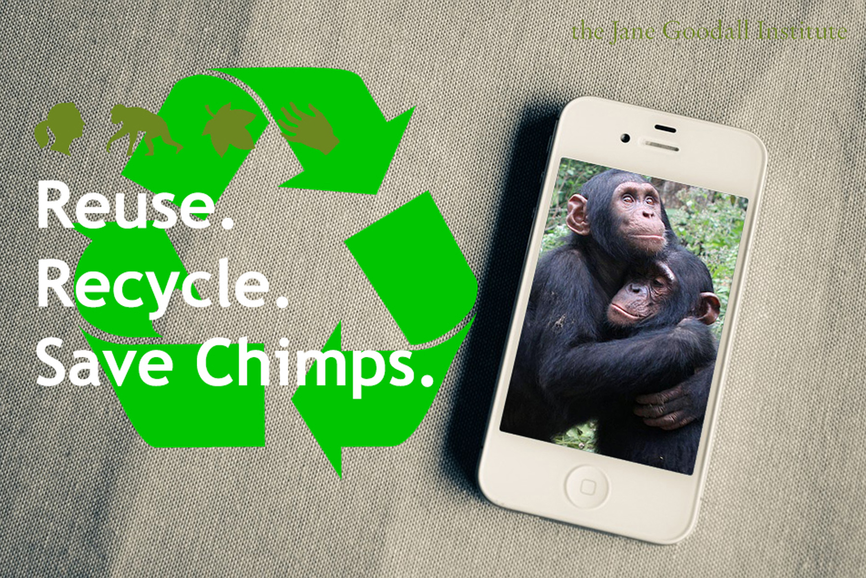 Cell Phone Recycling Campaign