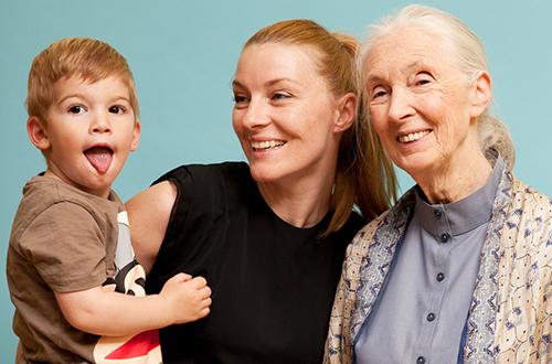Como conocí a Jane Goodall