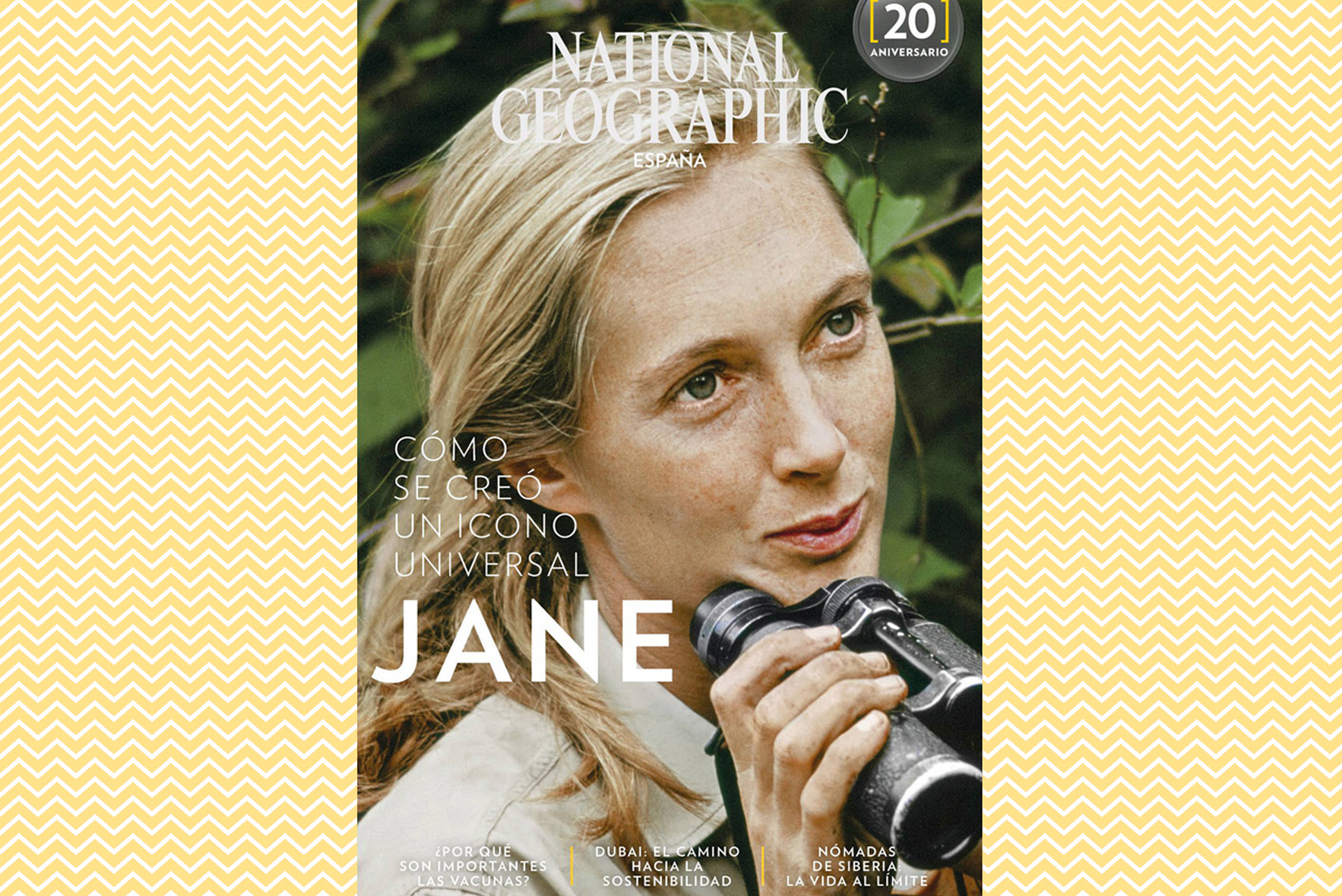 Biography of Dr. Jane Goodall